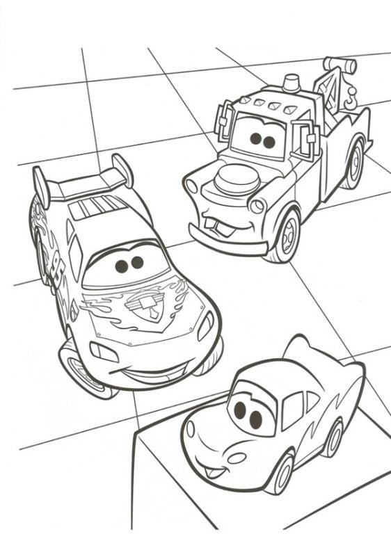 Kleurplaten Cars 2 Finn.Kleurplaten En Zo Kleurplaten Van Cars 2