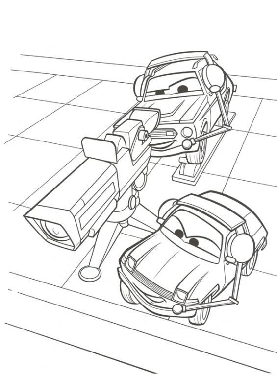 Kleurplaten Van Cars 2.Kleurplaat Van Cars 2 Ideeen Over Kleurpagina S Voor Kinderen