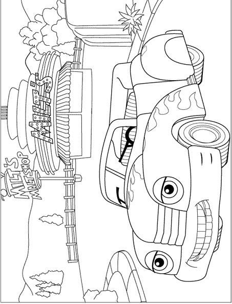 Kleurplaten En Zo 187 Kleurplaten Van Auto