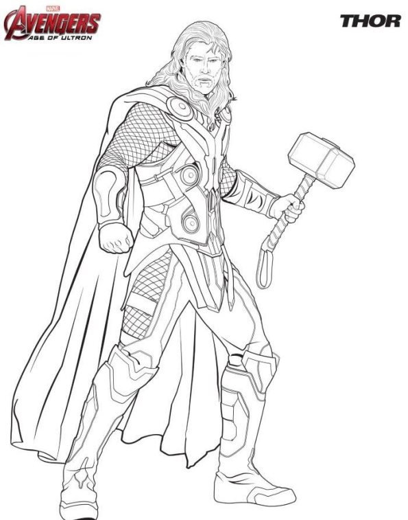falcon avengers coloring pages - photo#12