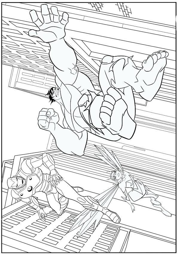 coloring pages disney infinity - photo#28