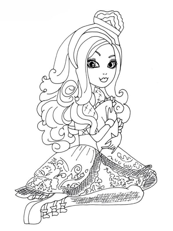ever after high 32