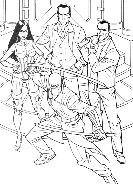 printable gi joe coloring pages kleurplaten en zo 187 kleurplaten van gi joe