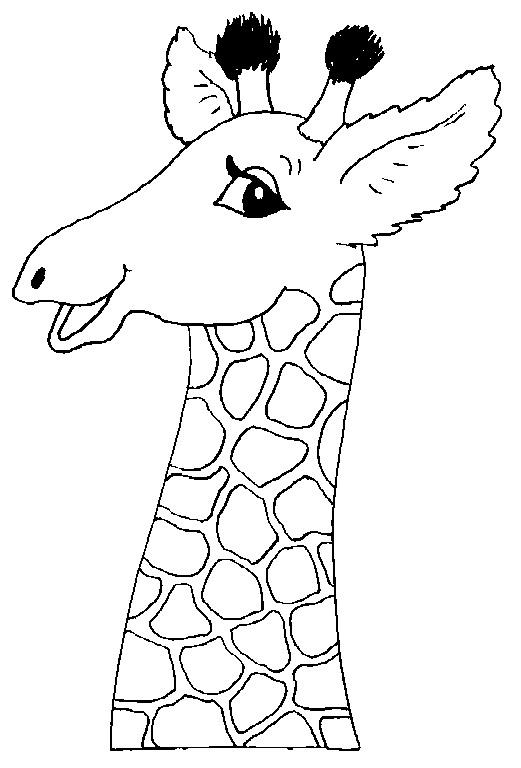 Kleurplaten Van Giraffen.Kleurplaten Dieren Kleurplaten Dieren Giraffe
