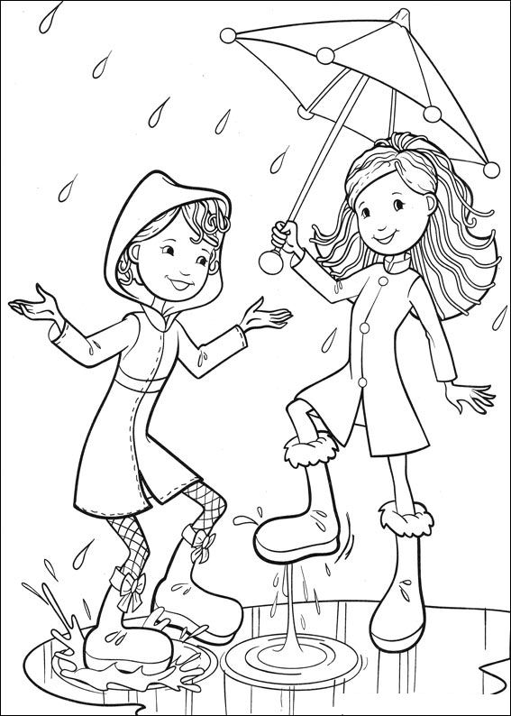 girls free coloring pages - photo#22
