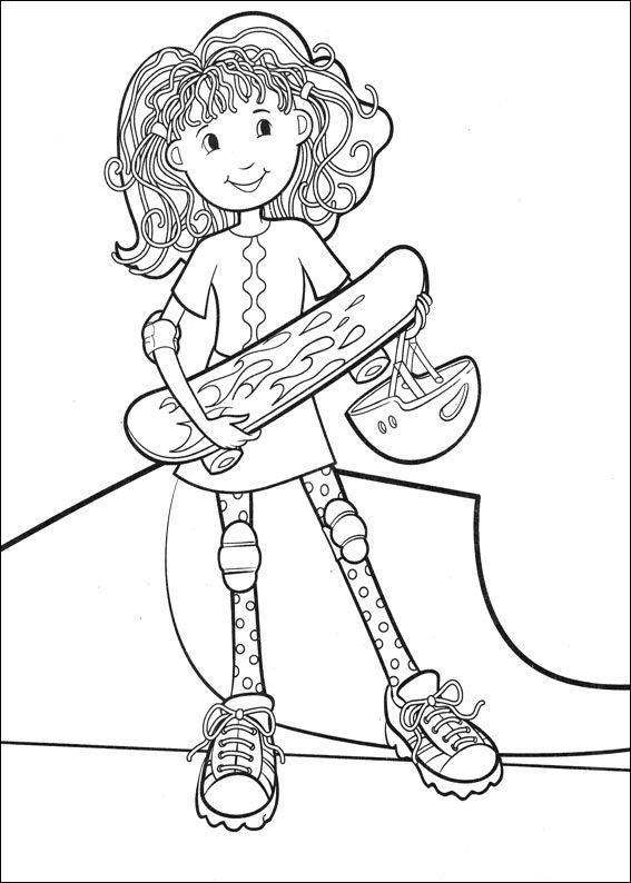 Kleurplaten En Zo 187 Kleurplaten Van Groovy Girls Groovy Coloring Pages Free Free