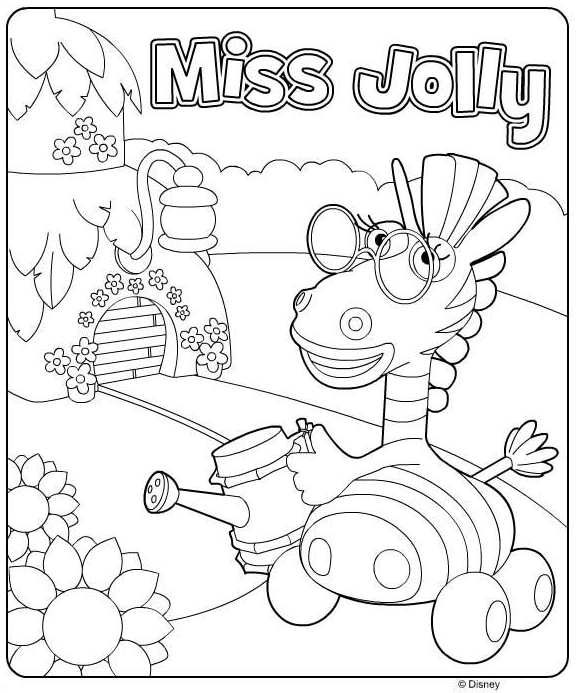 miss jolly