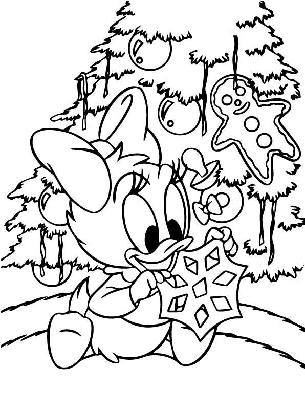 Kleurplaten Kerstmis Disney.Kleurplaten En Zo Kleurplaten Van Kerstmis Disney