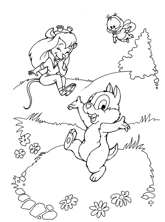 Chip From Beauty And The Beast Coloring Pages