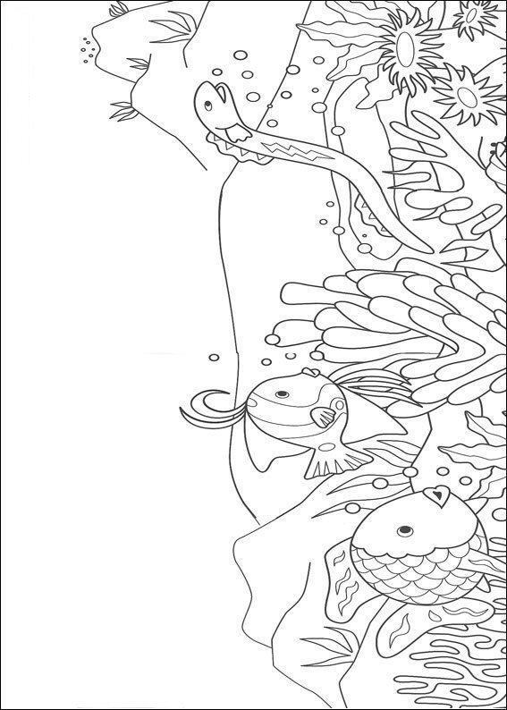 Kleurplaten En Zo Kerst Kleurplaten En Zo 187 Kleurplaat Van Mooiste Vis Van De Zee