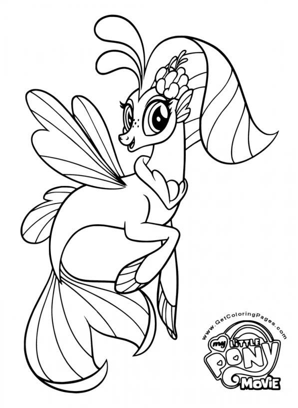 Kleurplaten Van My Little Pony.Kleurplaten En Zo Kleurplaten Van My Little Pony De Film