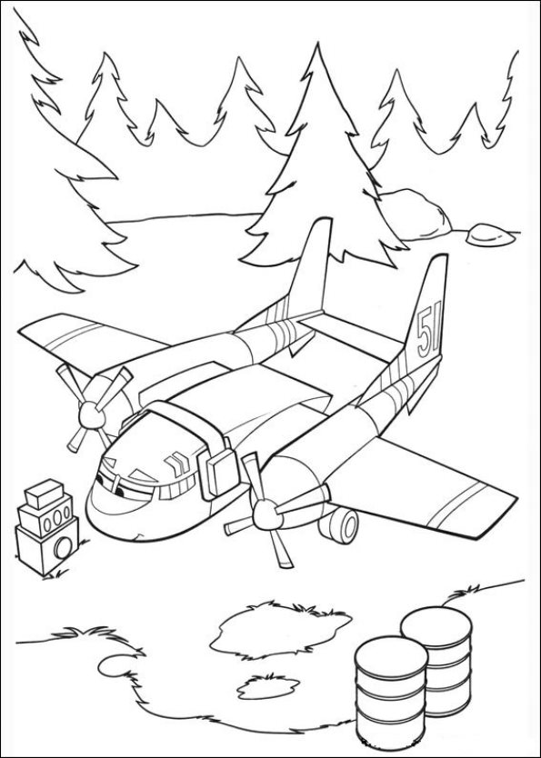 Planes 2 Movie Coloring Pages - planes dusty wants to meet ...