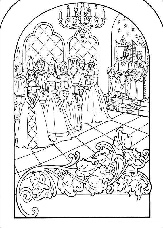Kleurplaat Nachtwacht Ketnet Kleurplaten En Zo 187 Kleurplaten Van Prinses Leonora
