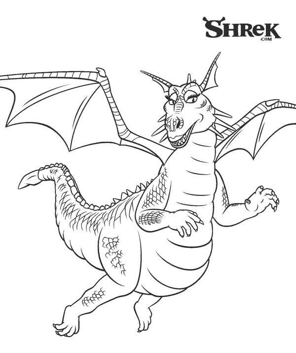 stormvlieg draak kleurplaat kleurplaat draak afb 12272