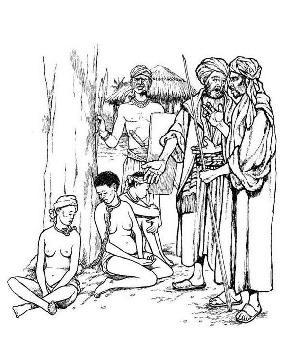 slavery coloring pages printable - photo#5