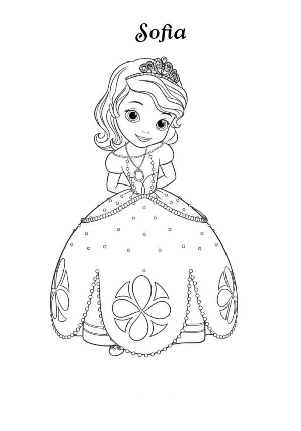 Kleurplaten Prinsesjes Brekelmansadviesgroep