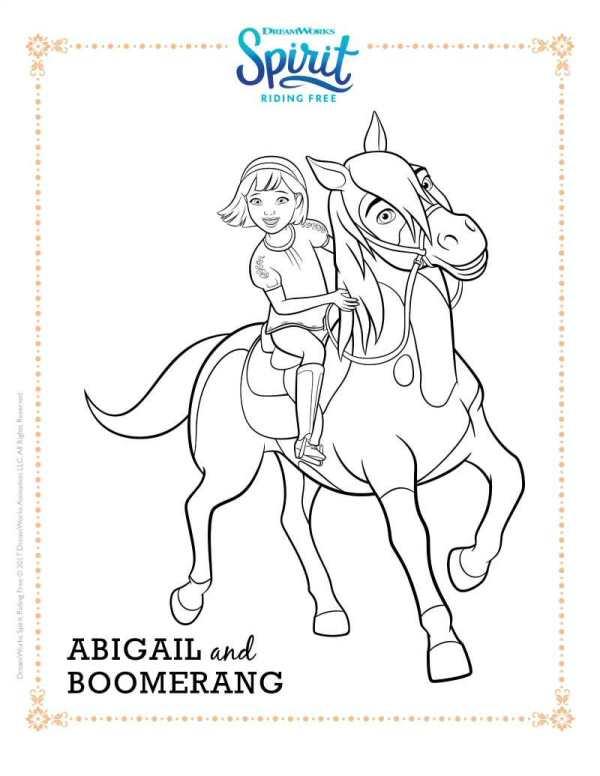 Kleurplaten En Zo 187 Kleurplaat Van Abigail Boomerang