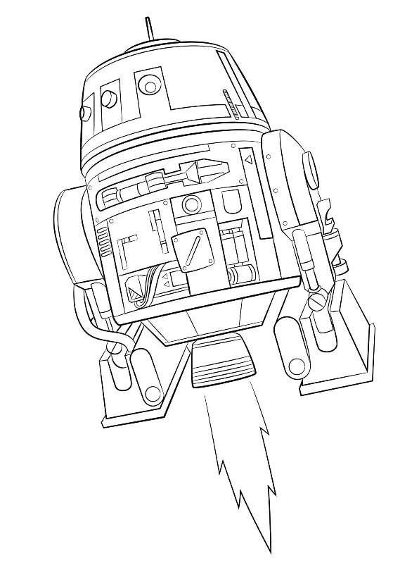 Kleurplaten Van Lego Star Wars.Kleurplaten En Zo Kleurplaten Van Star Wars Rebels
