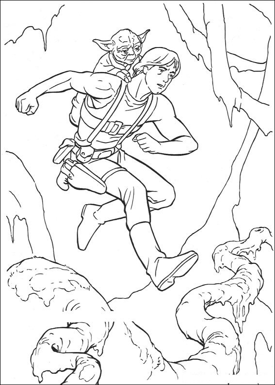 coloring pages luke 7 - photo#21