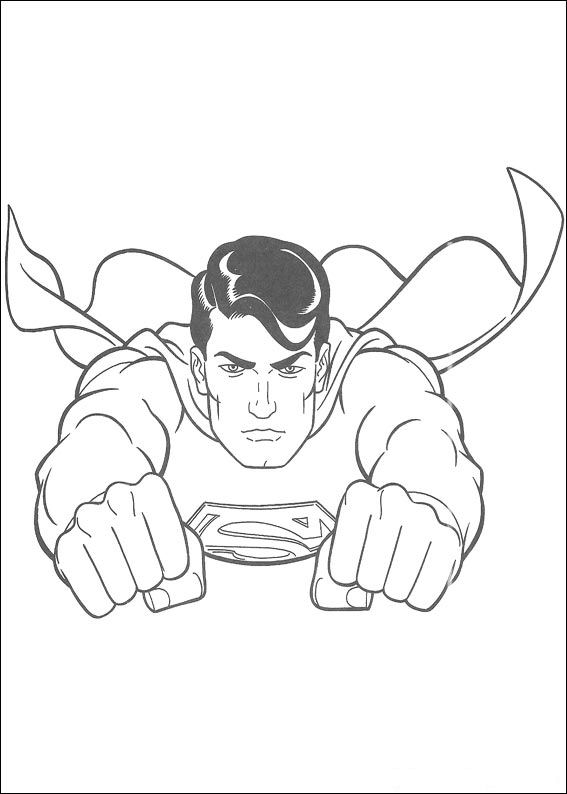 superman coloring pages - kleurplaten en zo kleurplaten van superman
