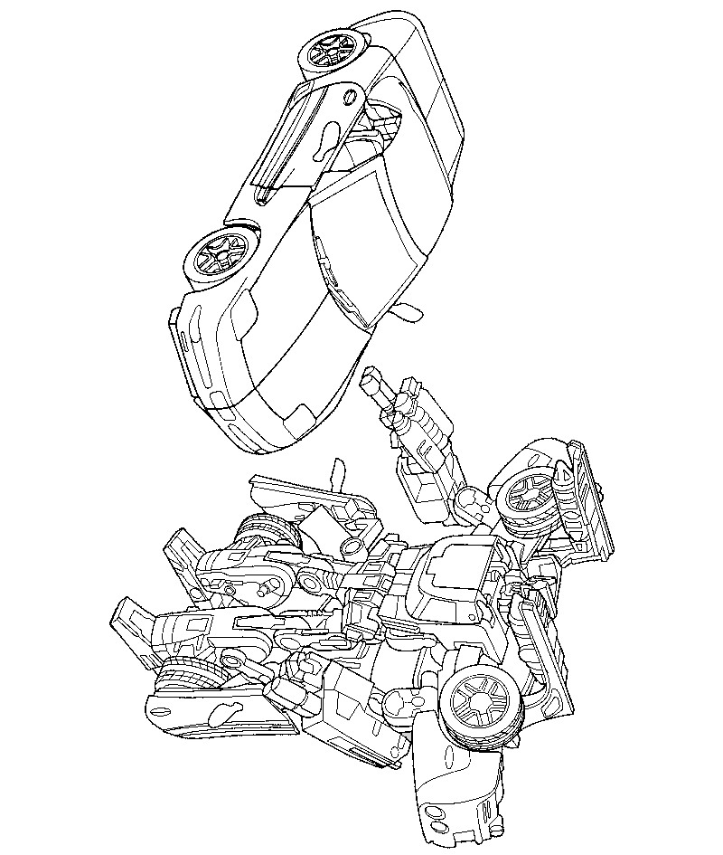 Angry Birds Transformers Coloring Pages To Print
