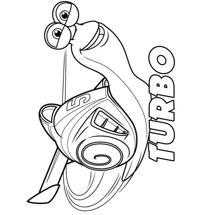 kleurplaten en zo 187 kleurplaten turbo pixar