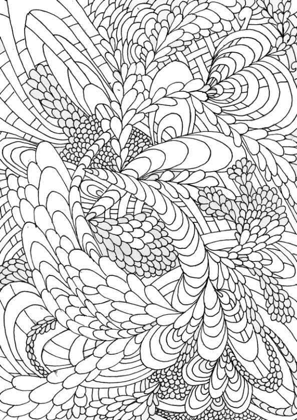 Volwassen Kleurplaten Vlinders Kleurplaten En Zo 187 Kleurplaten Van Handgemaakt Voor