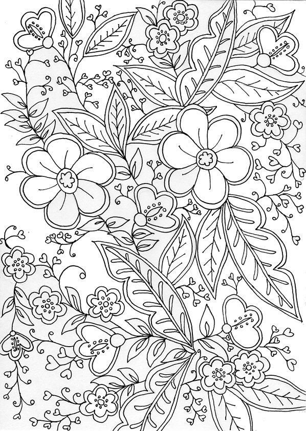 Kleurplaten Printen Voor Volwassenen.Kleurplaten 55 Gratis Te Printen Kleurplaten Voor Volwassenen
