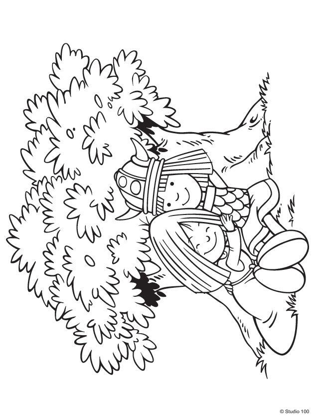 Wickie De Viking Kleurplaten.Kleurplaten En Zo Kleurplaat Van Wicky De Viking