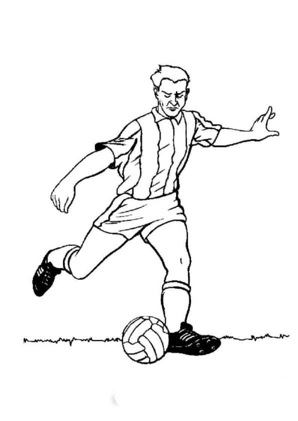 Messi Picture For Coloring Coloring Pages Soccer Coloring Pages Messi