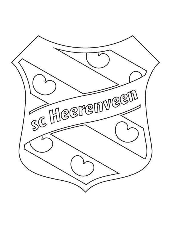 Kleurplaten Voetbal Nec.Kleurplaten En Zo Kleurplaten Van Voetbalclubs Nederland