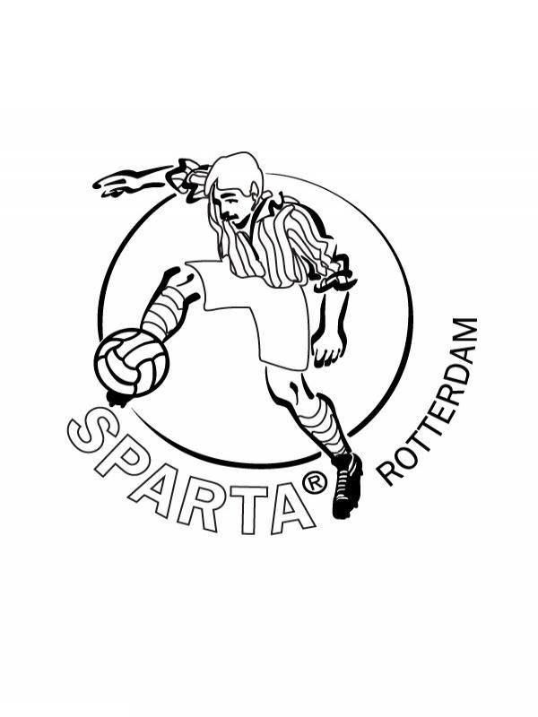 Kleurplaat Printen Voetbal Logo Az Kleurplaten Voetbal Logo Ajax Kleurplaten Van Voetbalclubs