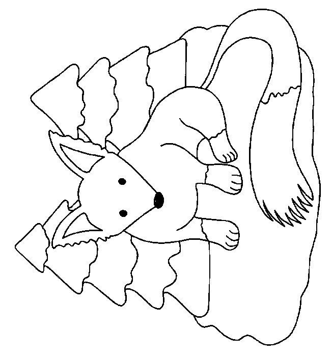 vossen cv3 coloring pages - photo#31