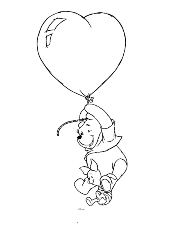 bumble bee balloon coloring pages - photo#6